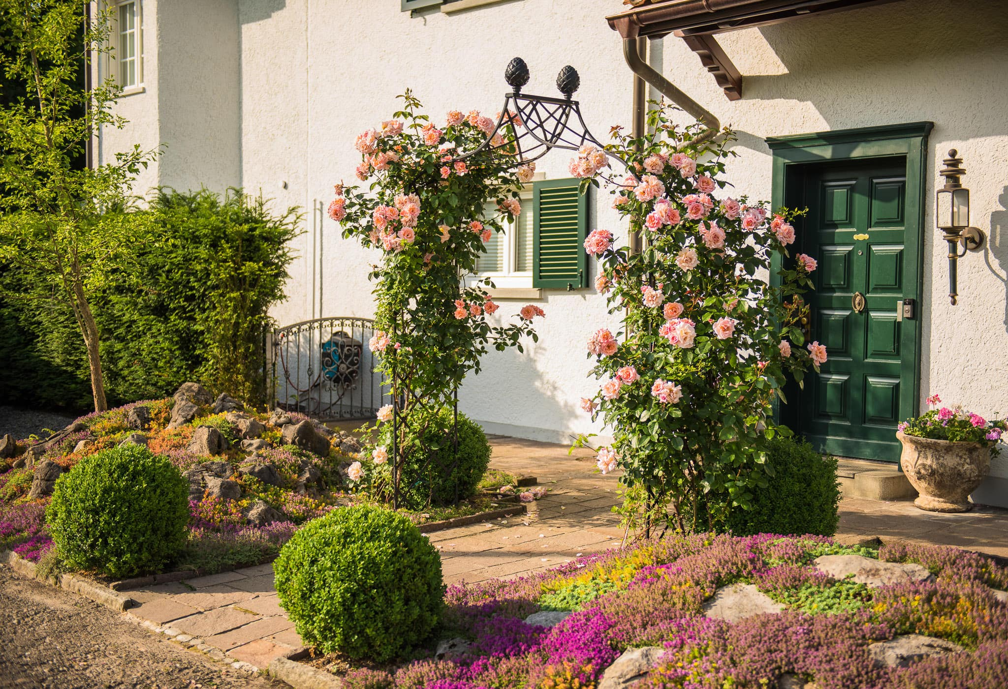 Englischer Garten | Terza Natura Gartenjuweliere
