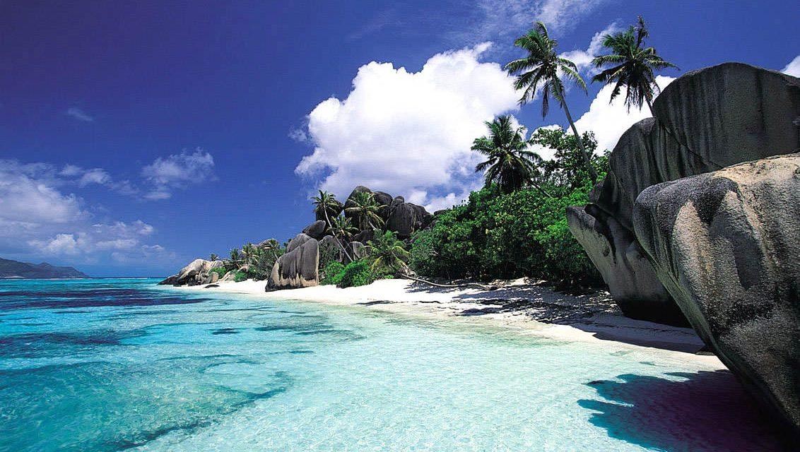 L'Anse Source d'Argent auf La Digue – Seychellen