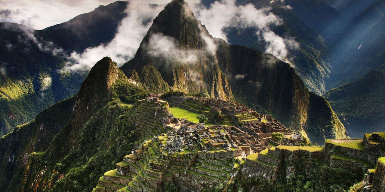 Mit einem Schamanen in Machu Picchu
