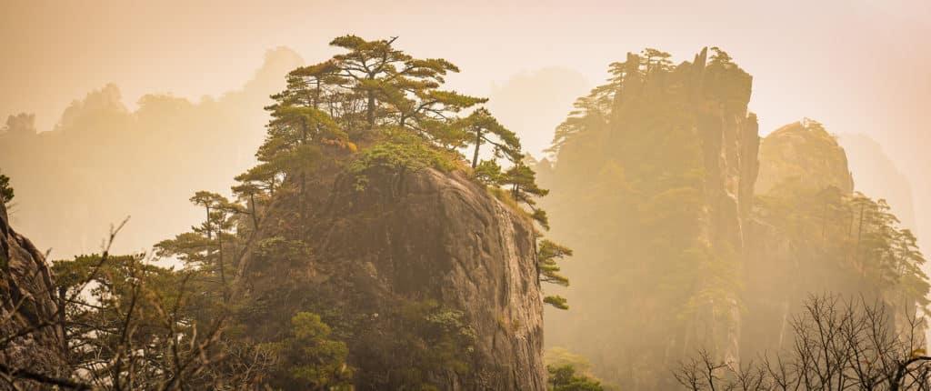 Yellow Mountains 黄山